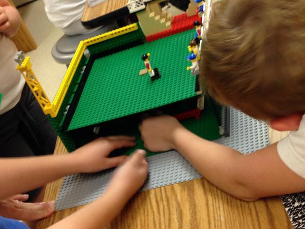 Lego Force 4