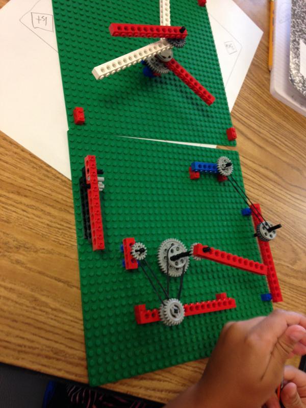 Lego Force 5