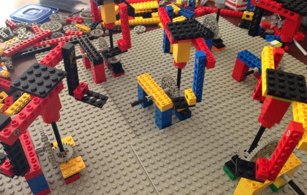 Lego Force 6