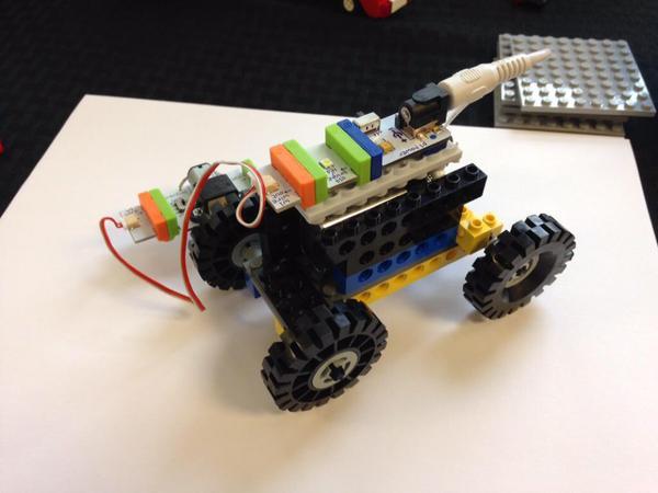 Lego littleBits